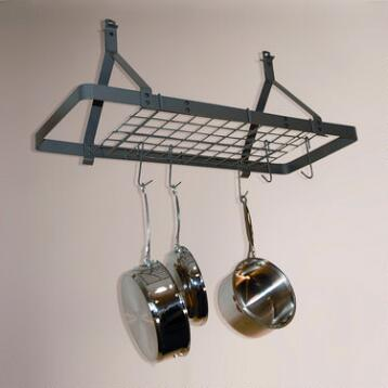 Enclume Rectangle Pot Rack